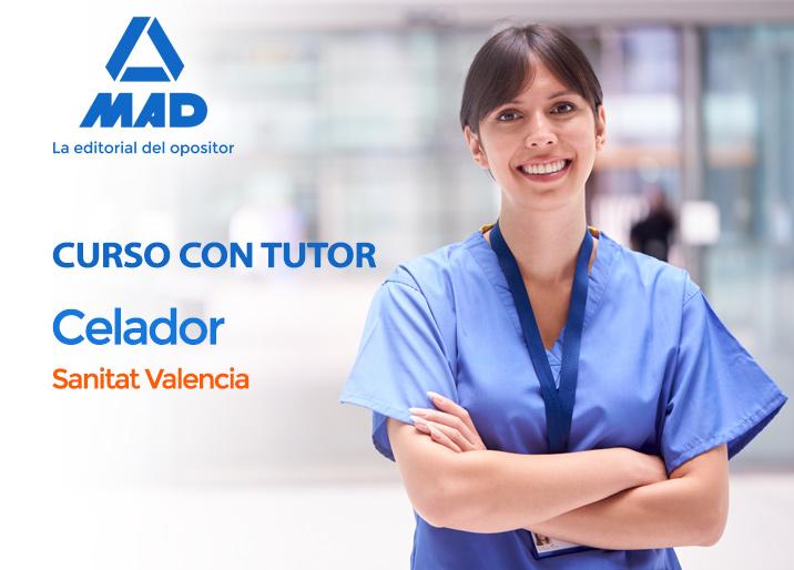 curso celador Sanitat Valencia
